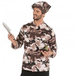Jaqueta de chef Goya 9455