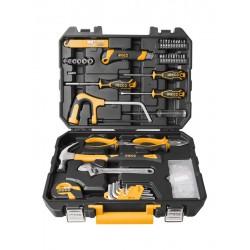 Maleta de herramientas 117 pcs
