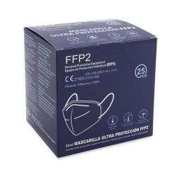 Caja 25 unidades FFP2