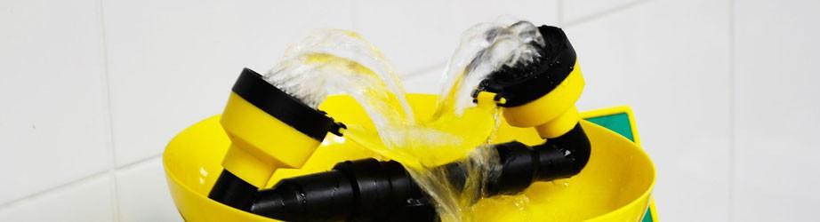 Duchas y lavaojos - Todo lo que necesites para tu protección laboral.