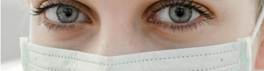 Proteção respiratória - Máscaras e máscaras para sua proteção.