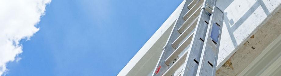 Escadas - Projetado e fabricado para uso profissional